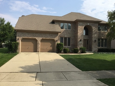 Single Family Home For Sale: 1380 Monarch Circle