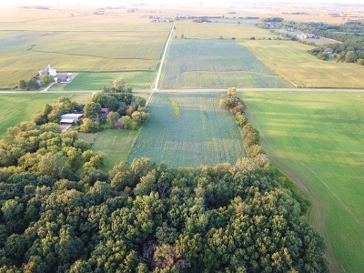 Sycamore Residential Lots & Land For Sale: 5 Acres Lenschow Road