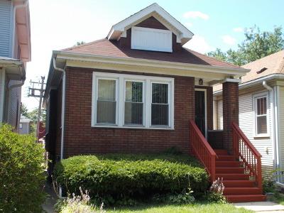 Oak Park Single Family Home Contingent: 1183 Gunderson Avenue