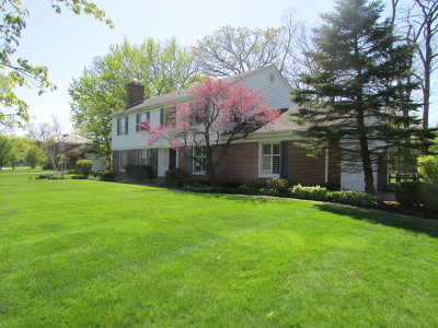 Lake Forest Single Family Home Contingent: 1074 Arcady Drive