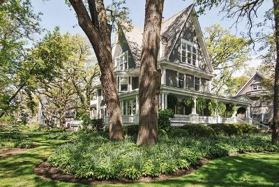 Oak Park Single Family Home For Sale: 417 North Kenilworth Avenue