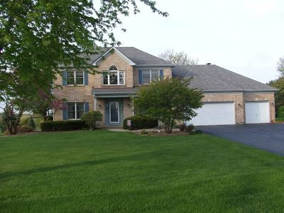 Elgin Single Family Home For Sale: 40w595 Prairie Crossing Road