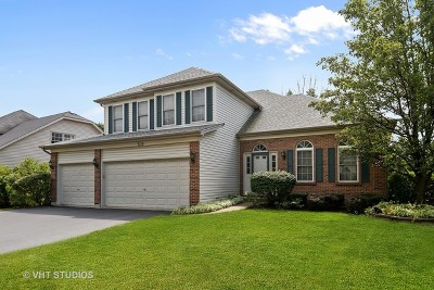Aurora Single Family Home For Sale: 3110 Wagner Court