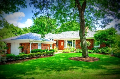 Glen Ellyn Single Family Home Price Change: 359 Forest Avenue