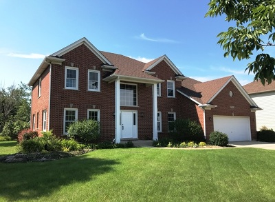 Naperville Single Family Home Contingent: 2740 Fairhauser Road