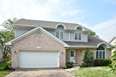 Bartlett Single Family Home Contingent: 283 Windsor Drive