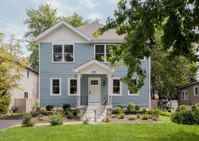 Elmhurst Single Family Home Contingent: 653 North West Avenue