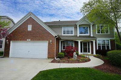 Hunters Creek Single Family Home For Sale: 767 Huntington Drive