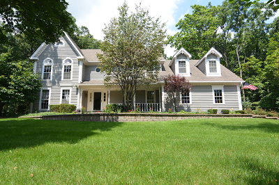 St. Charles Single Family Home For Sale: 5n512 Hidden Springs Drive