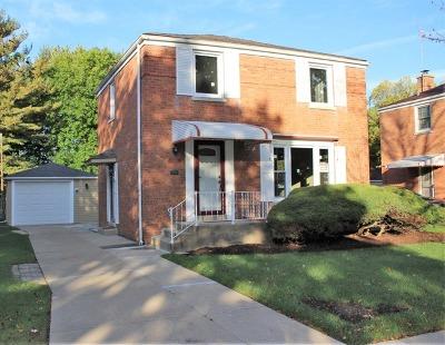 La Grange Park Single Family Home Contingent: 920 Beach Avenue