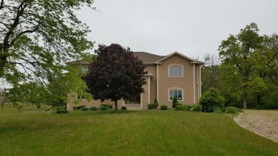 Hampshire Single Family Home For Sale: 47w636 Chapman Road