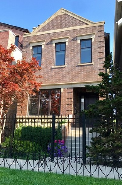 Single Family Home For Sale: 1340 West Melrose Street