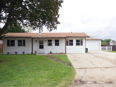 St. Charles Single Family Home Contingent: 34w928 North James Drive