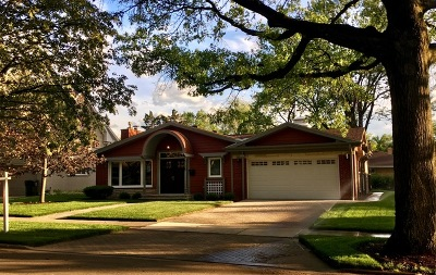 Western Springs Single Family Home For Sale: 5128 Ellington Avenue