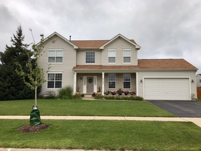 McHenry Single Family Home Contingent: 6320 Longford Drive