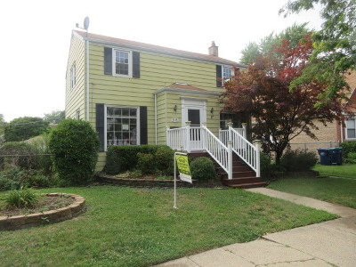 Evergreen Park Single Family Home Contingent: 9350 South Trumbull Avenue