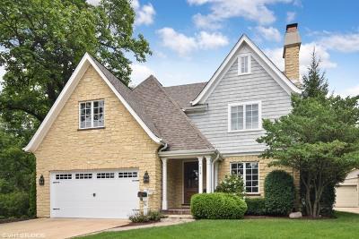 Wheaton  Single Family Home For Sale: 519 West Harrison Avenue