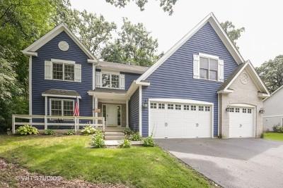 Crystal Lake Single Family Home For Sale: 401 Kelly Lane