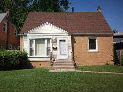 Calumet City Single Family Home For Sale: 1522 Forest Avenue