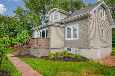 Downers Grove Single Family Home For Sale: 2109 Inverness Avenue