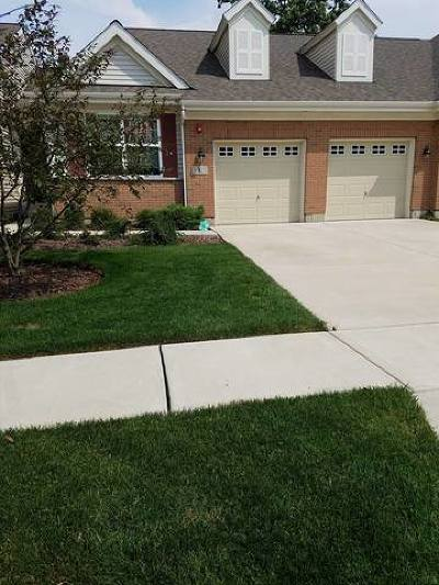 Streamwood Condo/Townhouse For Sale: 8 Tall Grass Court