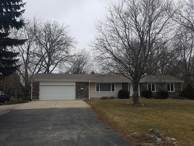 Johnsburg IL Single Family Home Contingent: $185,900