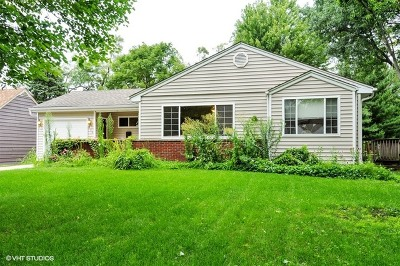 Naperville Single Family Home For Sale: 609 East 8th Avenue