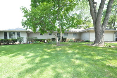 Wheaton Single Family Home Contingent: 607 Ranch Road