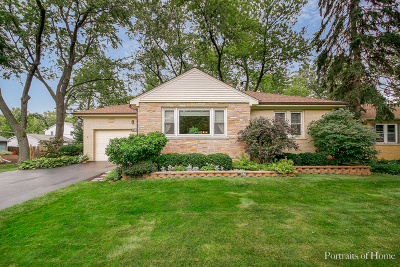 Wheaton Single Family Home Contingent: 1109 South Naperville Road