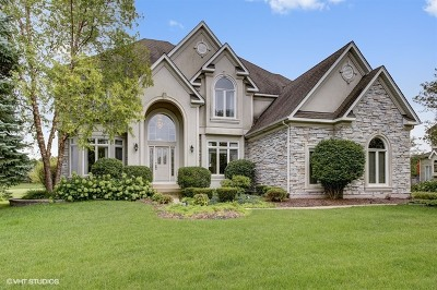 Naperville Single Family Home Contingent: 3112 Aviara Court