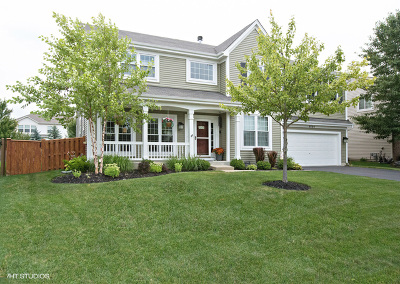 Huntley Single Family Home Contingent: 9704 Fairfield Road