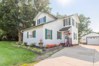 Single Family Home For Sale: 1630 Mill Street