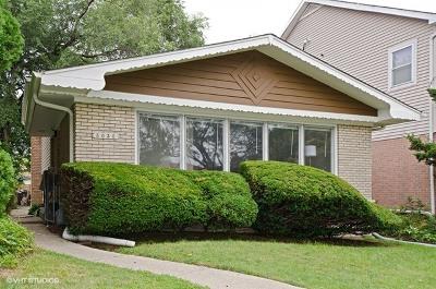 Skokie Single Family Home Price Change: 5030 Elm Street