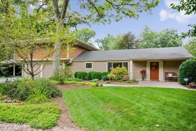 Geneva Single Family Home For Sale: 221 Woodward Avenue