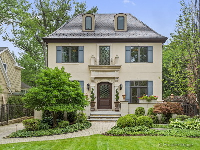 Hinsdale Single Family Home For Sale: 538 North Grant Street
