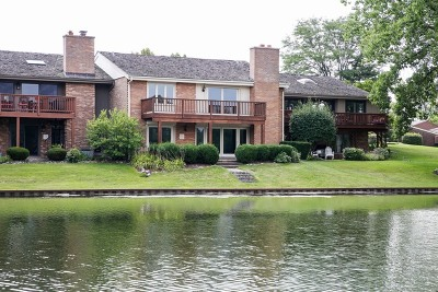 Oak Brook Condo/Townhouse For Sale: 80 Briarwood Circle