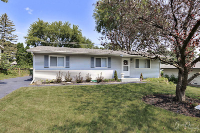 Johnsburg IL Single Family Home For Sale: $179,000