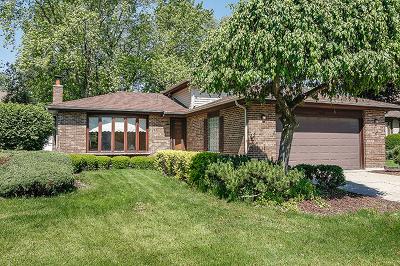 Darien Single Family Home Contingent: 7526 Cambridge Road