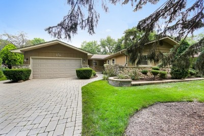 Downers Grove Single Family Home Contingent: 836 Oxford Street