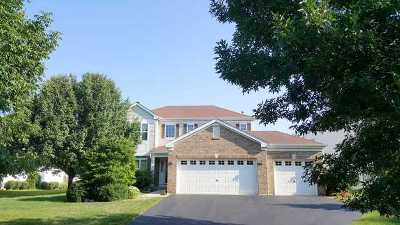 Bolingbrook Single Family Home Contingent: 1524 Parkside Drive