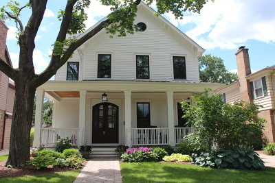 La Grange Single Family Home For Sale: 534 South Blackstone Avenue