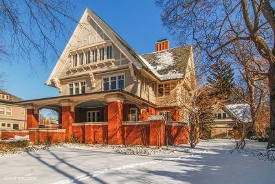 Oak Park Single Family Home For Sale: 620 North Euclid Avenue