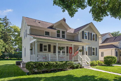 Barrington Single Family Home For Sale: 323 West Lake Street