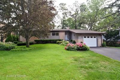 Highland Park Single Family Home Contingent: 2719 Marl Oak Drive