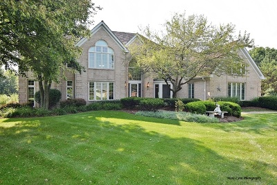 St. Charles Single Family Home For Sale: 5n230 Grey Barn Road