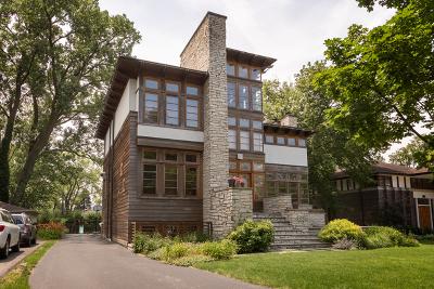 Wilmette Single Family Home For Sale: 3221 Wilmette Avenue