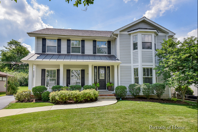 Wheaton Single Family Home For Sale: 906 Parkway Drive