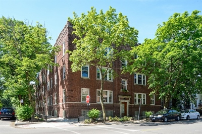 Cook County Condo/Townhouse Price Change: 1103 West Wrightwood Avenue #3