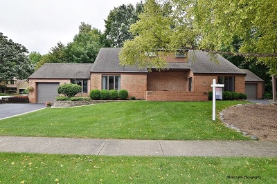 Batavia Multi Family Home Contingent: 1114 Wintergreen Terrace