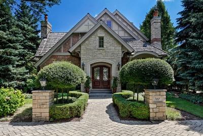 Hinsdale Single Family Home For Sale: 707 South Park Avenue
